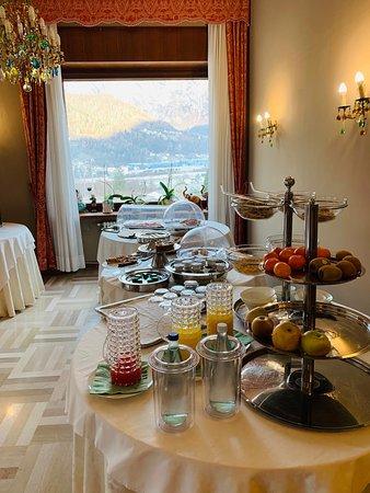 Hotel Villa Imperina: Colazione a buffet