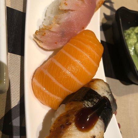 Barra libre buffet sushi a un precio medio