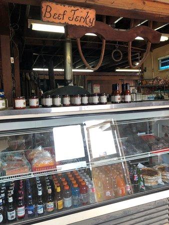 Flatonia, Техас: Take away food, drink and dessert offered