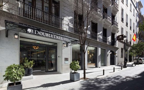 DoubleTree by Hilton Madrid-Prado