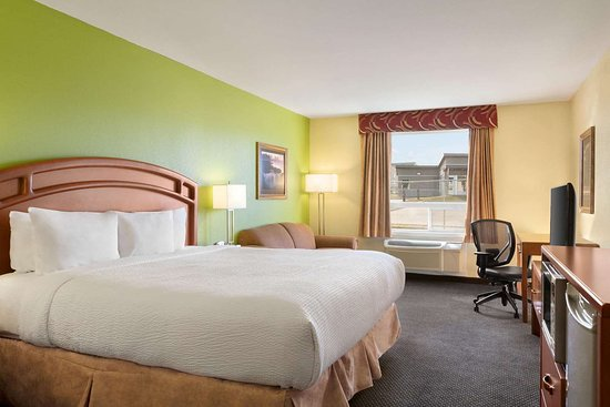 Thompson, Canada: Guest room