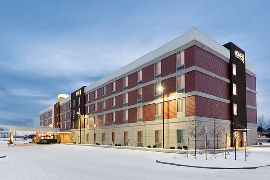 HOME2 Suites by Hilton Anchorage / Midtown Hotel