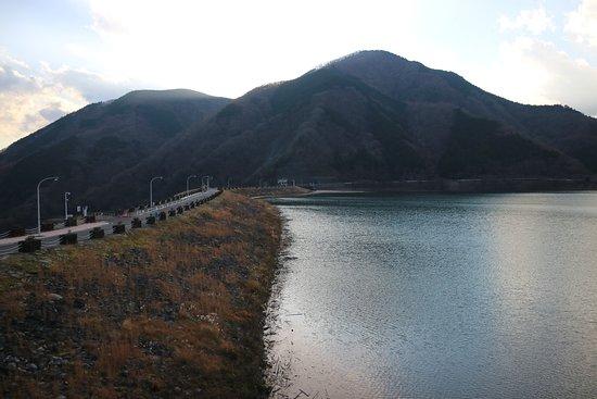 Tanzawa Lake: 三保ダム