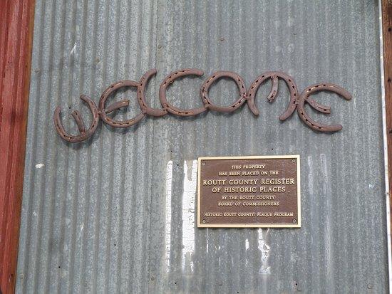 Hayden, Колорадо: A historic structure !