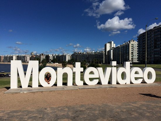 ‪Montevideo Sign‬