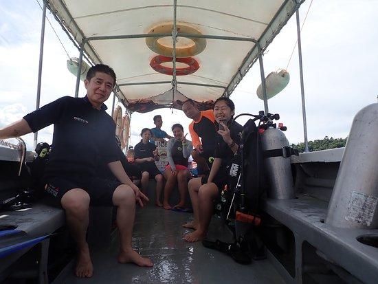 Dive Borneo Bah