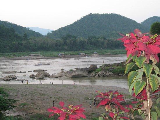 Provinz Luang Prabang, Laos: the Mekong river