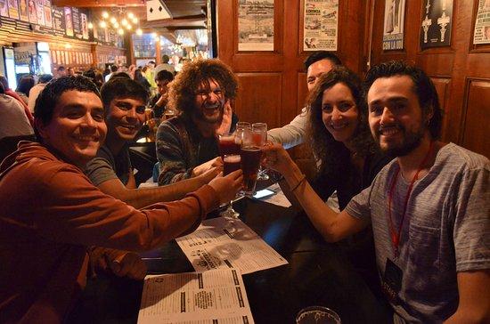 Punta Arenas Pub Crawl