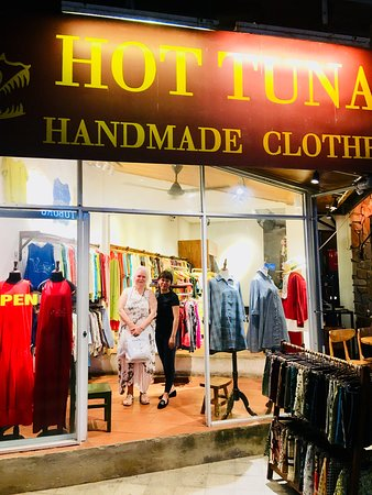 Hottuna Handmade Clothes