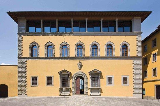 San Miniato, Olaszország: הארמון