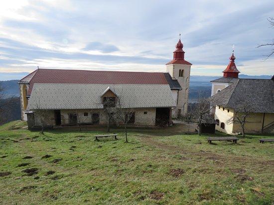 Kamnik, Slovenia: Bigger church