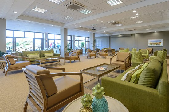San Lameer, South Africa: Clubhouse lounge