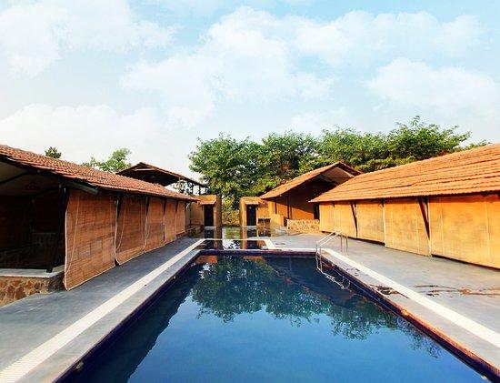 Maati Jungle Lodge - Resort in Bandhavgarh