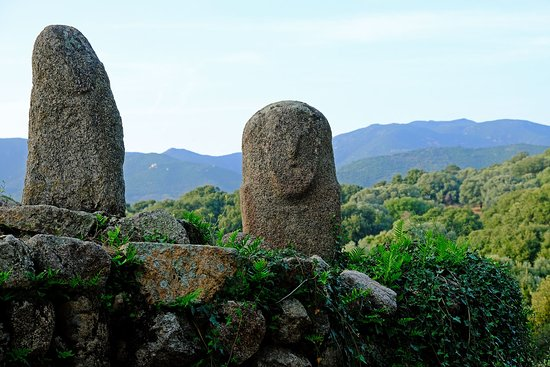 Sollacaro, France: Filitosa, one of the most celebrated megalithic sites in the Mediterranean offers a unique collection of prehistoric monuments. More information in the new post https://coolcorsica.com/secrets-of-filitosa-explore-corsicas-famous-prehistoric-site/