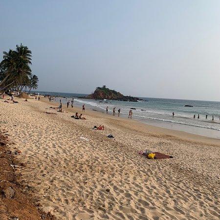 Bästa stället på Mirissa beach