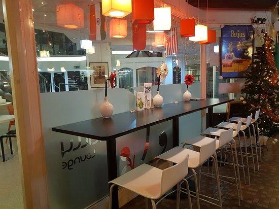 Chantilly Beatles Cafe