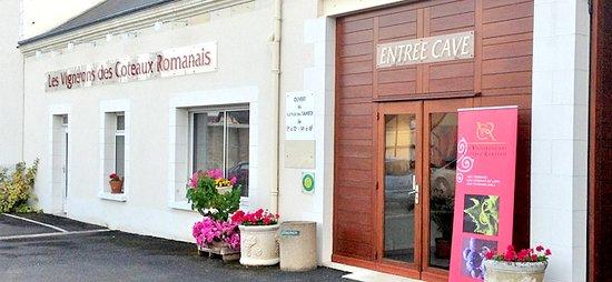 La Maison du Touraine - Les Vignerons des Coteaux Romanais