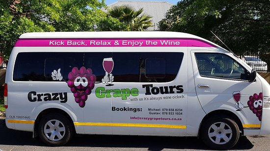 Crazy Grape Tours