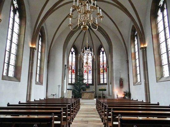 Kirche Maria Verkundigung in Schuttorf