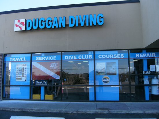 Duggan Diving