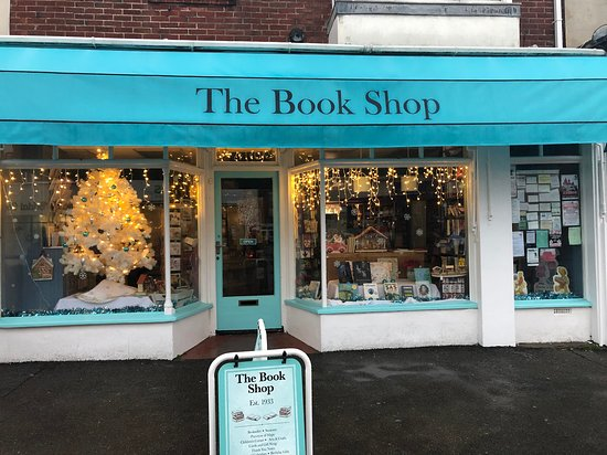 ‪The Book Shop‬