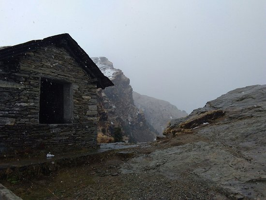 Chopta, Indien: Haven in earth