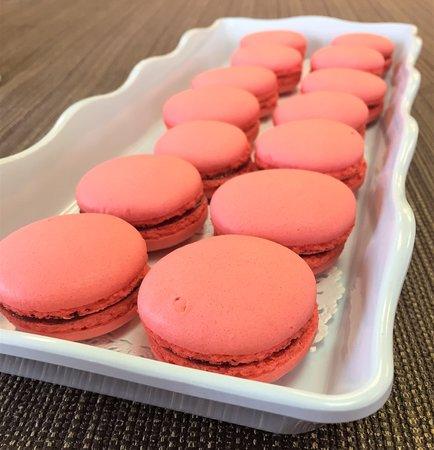 Gateaux Bakery & Cafe Raspberry Macarons