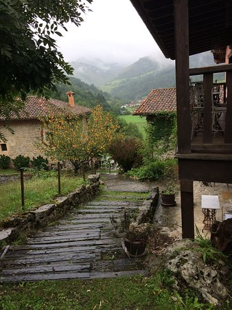 Mestas de Con, Ισπανία: view from our veranda