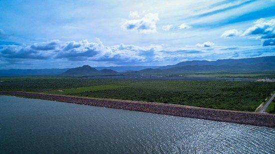 Ross River Dam