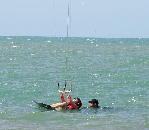 Ocean Vibes Kiteboarding