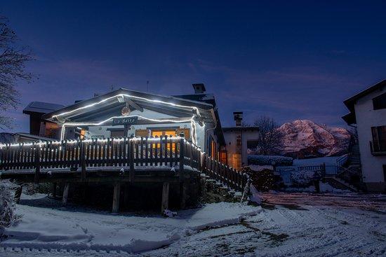 Zambla Alta, Italie : Fine anno 2018