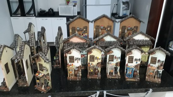Belo Jardim: porta chaves rústicos
