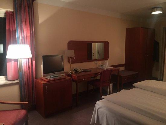 Klaekken Hotell: Normal room