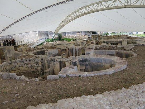 Tarxien, Μάλτα: 先史時代の神殿跡