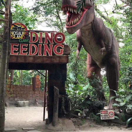 Dinosaur Island (Mabalacat) - 2019 All You Need to Know