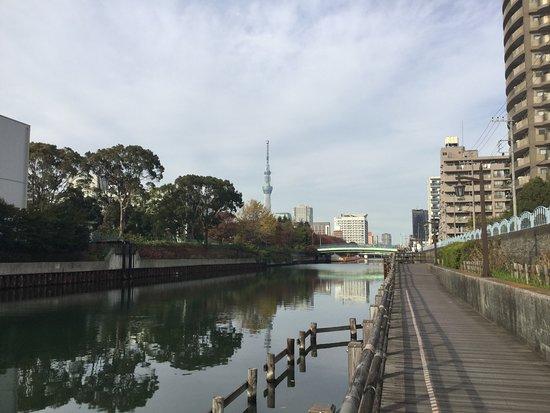 Mizube no Sampomichi