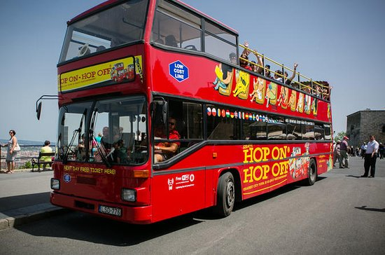 Tour Hop-On Hop-Off di Budapest in