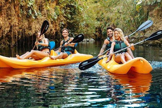 Xenotes: Eventyrtur på Maya Cenotes