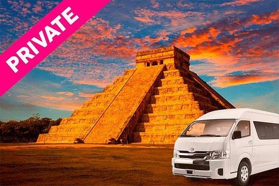 Excursión privada a Chichén Itzá...