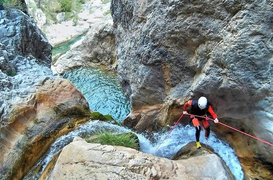 Canyoning in Andalusië: Rio Verde ...