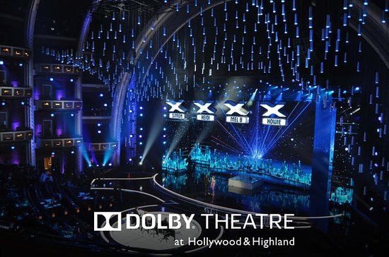 Dolby Theatre Admission Ticket and...