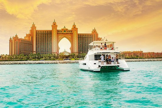 Dubai Marina Luxury Yacht Tour with...