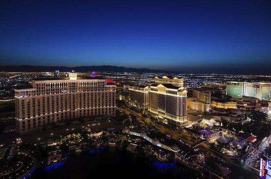 Vegas Night Out: Las Vegas Night Flight and Dinner for Two: Vegas Night Out: Las Vegas Night Flight and Dinner for Two