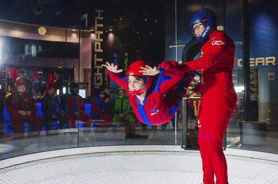 Chicago-Rosemont Indoor Skydiving