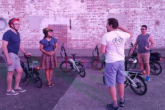 Brisbane City Sight Electric Bike Tour