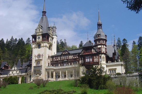 Private Day Tour from Brasov to Bran...