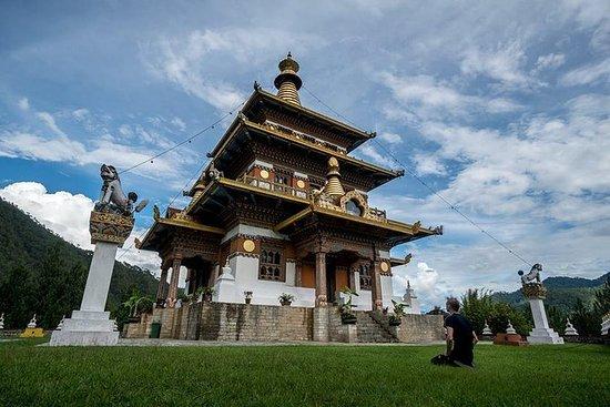 Vacanza in famiglia del Bhutan con