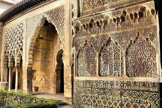 Visite de l'Alcazar de Séville