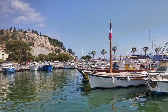 Cassis 4 heures