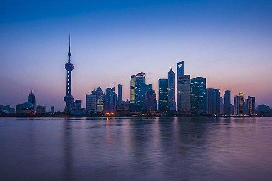 Morden Shanghai Half Day Walking Tour